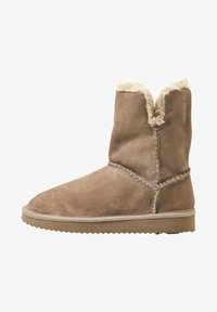 OYSHO - Classic ankle boots - brown - 1