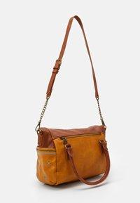 Desigual - BOLS LULULOVE LOVERTY - Handtasche - brown - 1