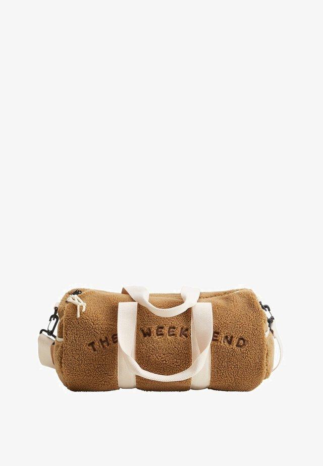 WEEKEND - Weekend bag - braun