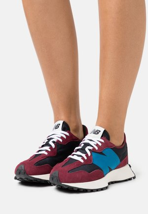 WS327 - Trainers - burgundy