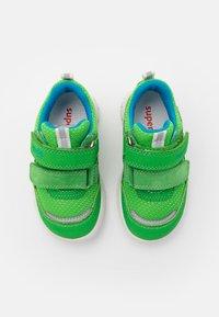 Superfit - SPORT7 MINI - Boty se suchým zipem - grün/blau - 3