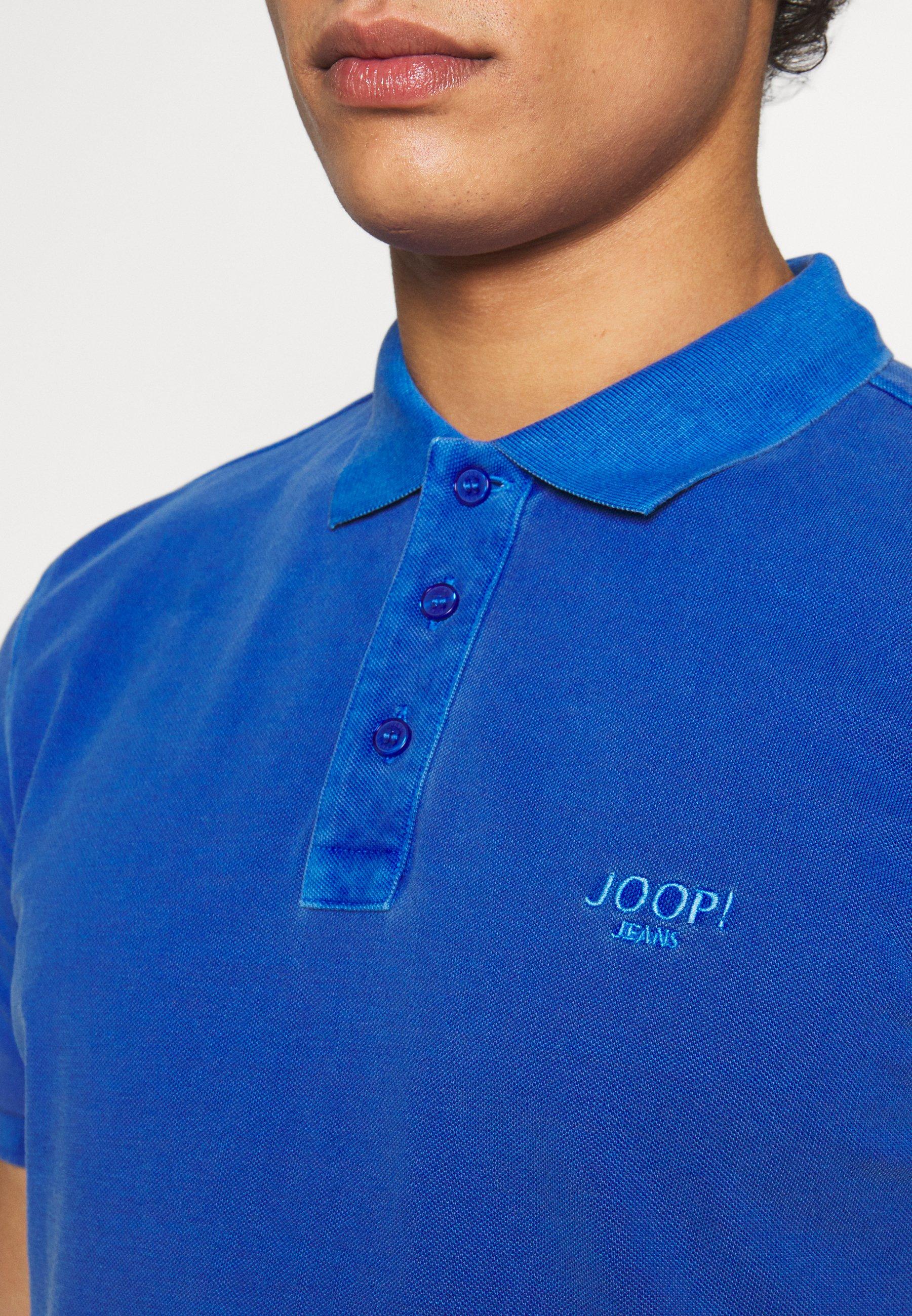 JOOP! Jeans AMBROSIO - Polo shirt - blue yjBqM