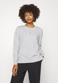 Tommy Hilfiger - REGULAR - Sweatshirt - light grey - 0
