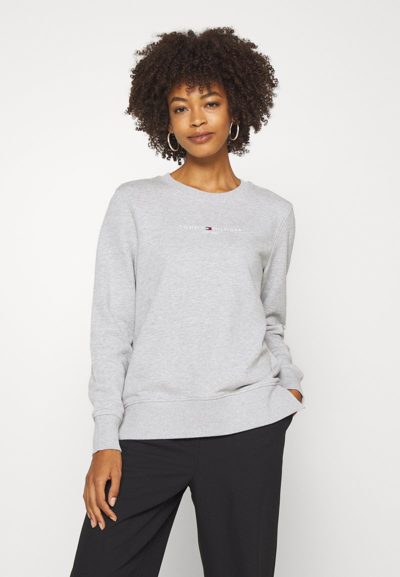 Tommy Hilfiger - Sweatshirt - light grey