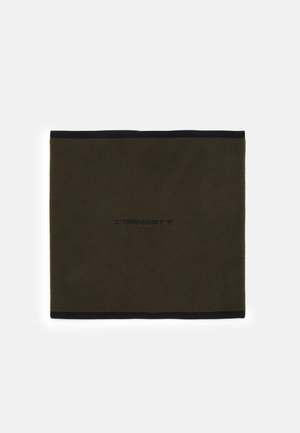 BEAUMONT NECKWARMER - Braga - cypress/black