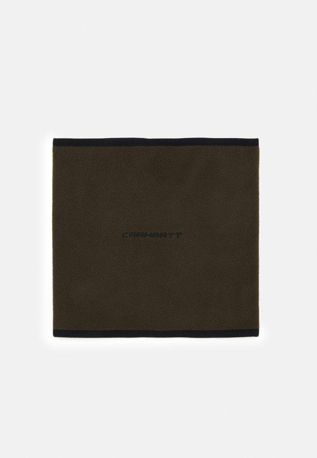 BEAUMONT NECKWARMER - Tuubihuivi - cypress/black