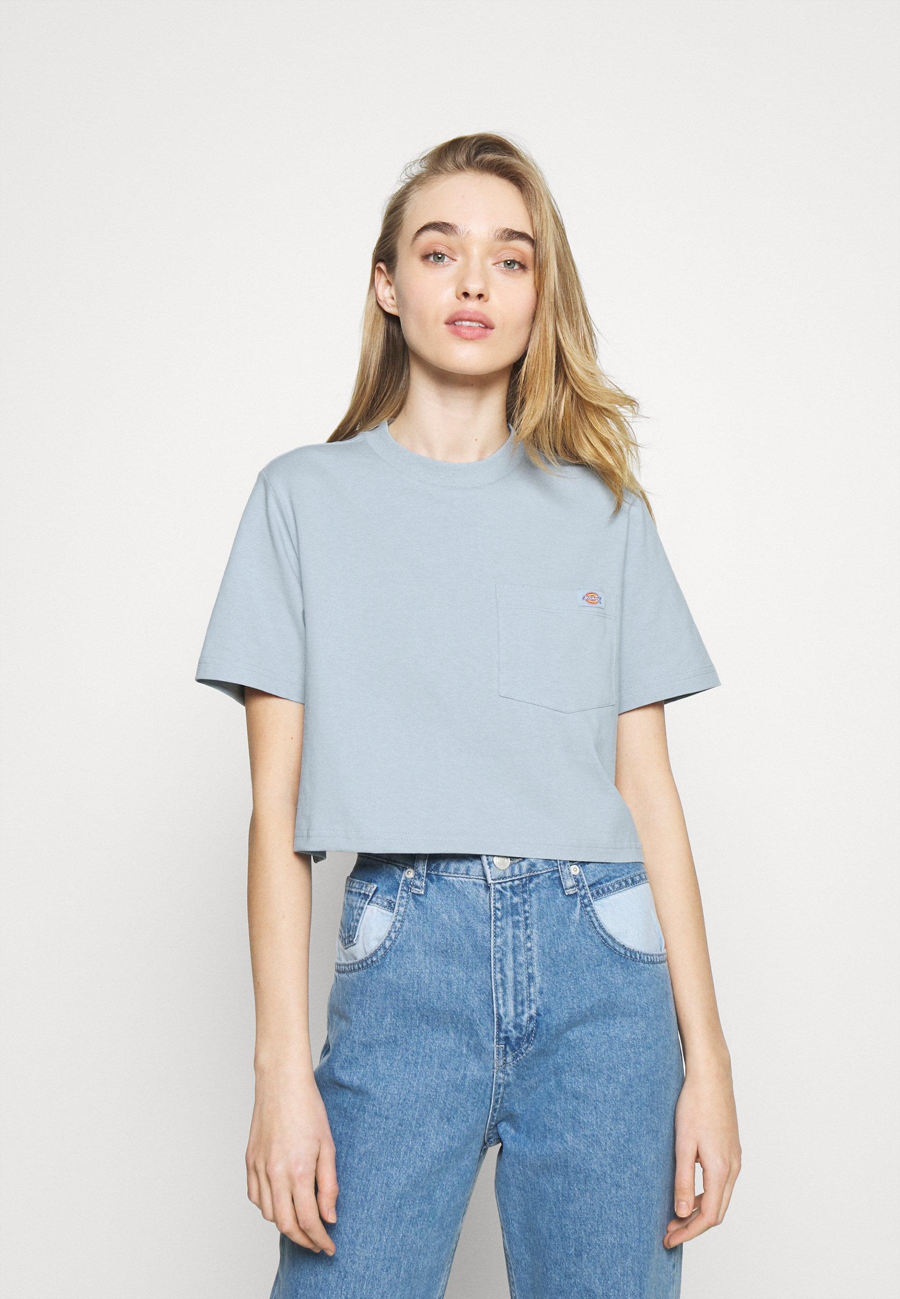 Women PORTERDALE CROP - Basic T-shirt