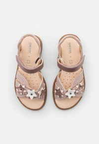 Geox - KARLY GIRL - Sandals - light rose - 3