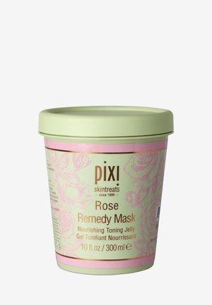 ROSE MASK - Face mask - -