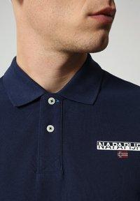 Napapijri - E-ICE - Polo shirt - medieval blue - 2