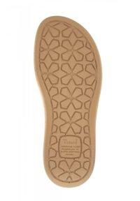 Think! - MEGGI - Wedge sandals - indigo/kombi - 4