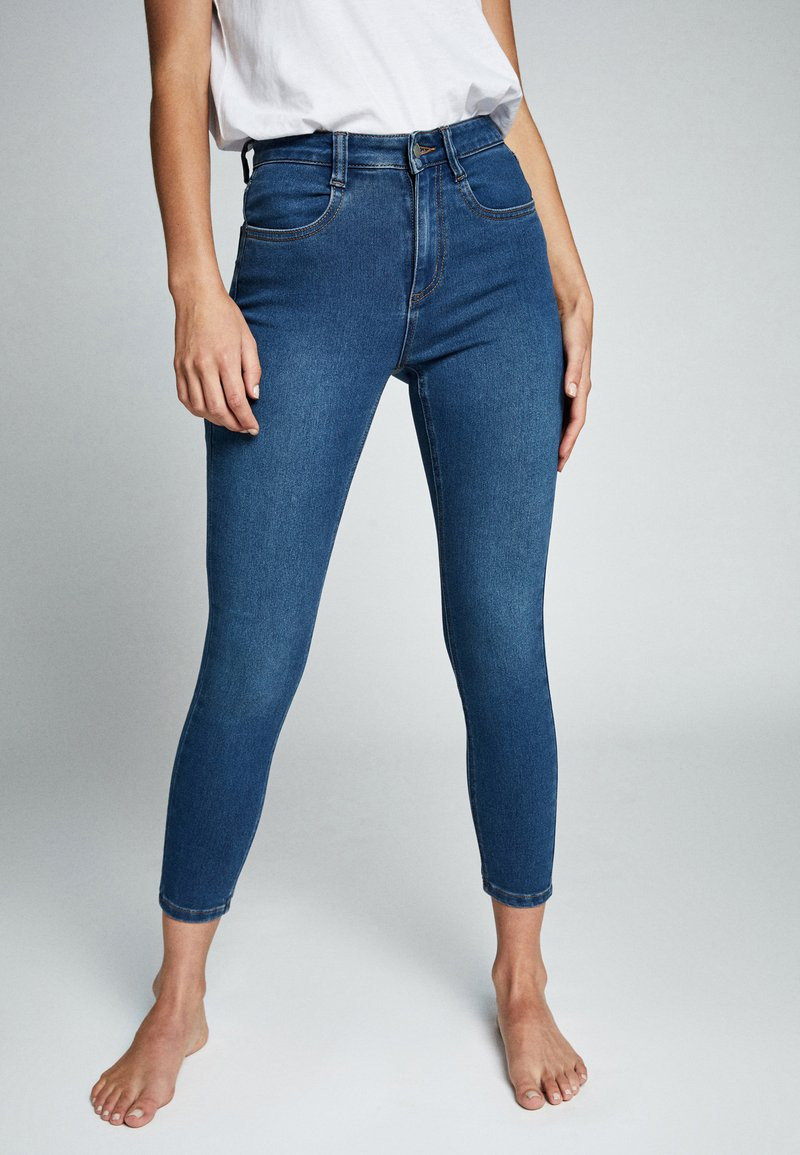 Cotton On Curve - Jeans Skinny Fit - blue