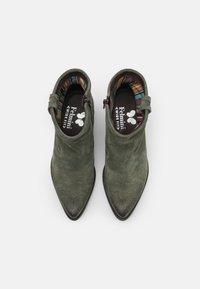 Felmini Wide Fit - WEST - Cowboy/biker ankle boot - marvin birch - 5