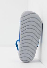 Nike Performance - Outdoorsandalen - hyper cobalt/white/wolf grey - 5