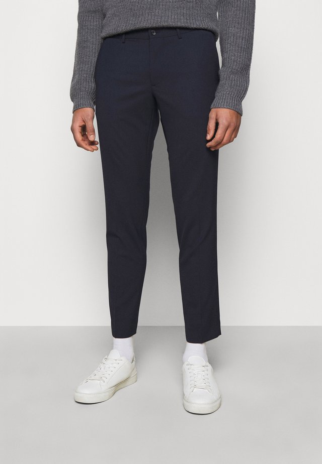 GRANT STRETCH PANTS - Chino - navy