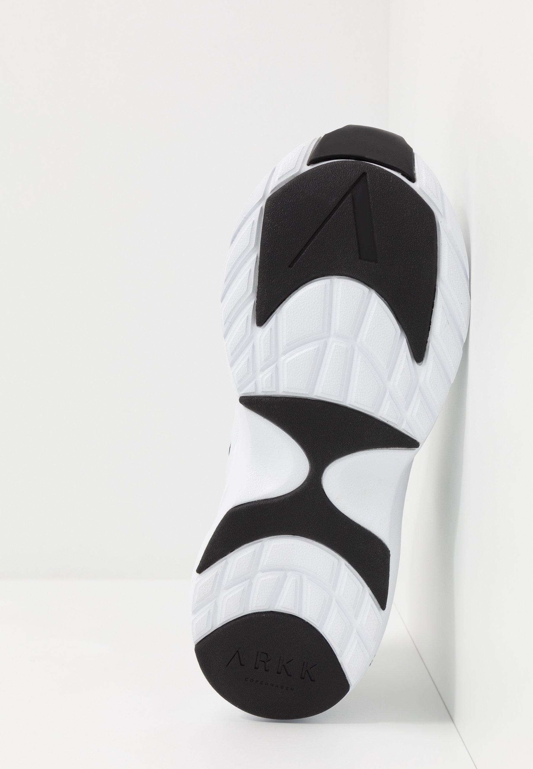 Geringster Preis ARKK Copenhagen AVORY - Sneaker low - white/black | Damenbekleidung 2020