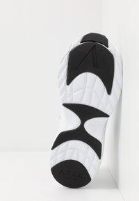 ARKK Copenhagen - AVORY - Trainers - white/black - 4
