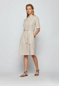 BOSS - DAMONA - Day dress - beige - 1