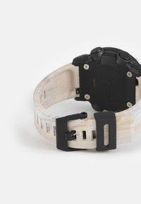 G-SHOCK - UTILITY WAVY MARBLE - Digital watch - tan - 1