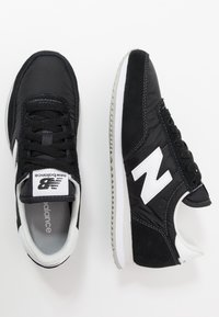 New Balance - 720 - Sneakersy niskie - black/white - 1