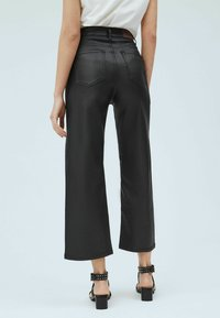 Pepe Jeans - Leather trousers - denim - 4