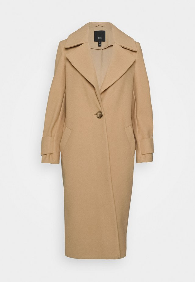 Classic coat - brown light