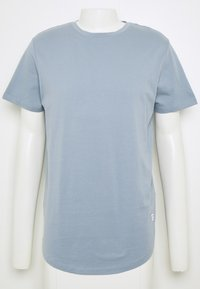Jack & Jones - JJENOA TEE CREW NECK 5 PACK - Basic T-shirt - crockery/ombr/hawaiia/fade/dusty - 11