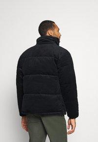 Topman - PUFFER - Winter jacket - navy - 2