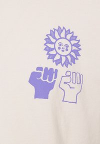 Obey Clothing - PEACE JUSTICE EQUALITY - Print T-shirt - sago - 6