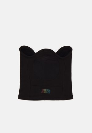 PERFORMANCE NECKWARMER UNISEX - Kruhová šála - black
