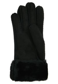 UGG - TURN CUFF GLOVE - Gloves - black