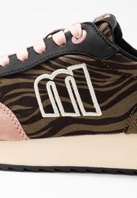 mtng - NORA  - Sneakers - soft rosa/kaky/yoda natural - 2
