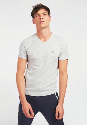 TEE - T-shirt basic - hellgrau