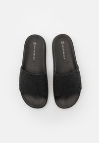 South Beach - THOMAS - Pantofle - black - 3