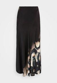 MUNTHE - RA - A-line skirt - black - 1