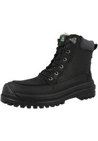 Kamik - GRIFFON - Lace-up ankle boots - black - 2