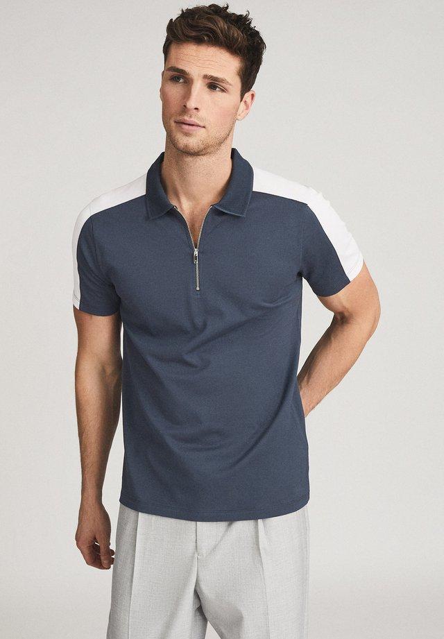 HACKNEY - Poloshirt - blue
