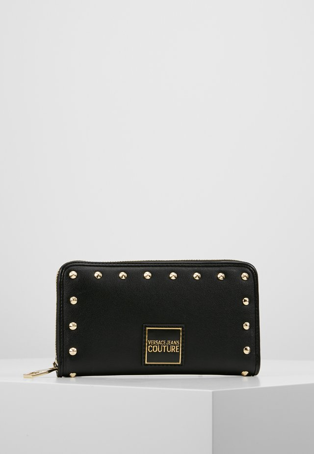 STUD WALLET - Monedero - nero