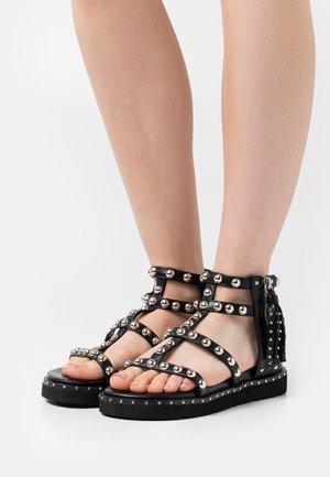 Sandali - soft nero