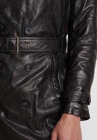 Serge Pariente - Trenchcoat - black - 3