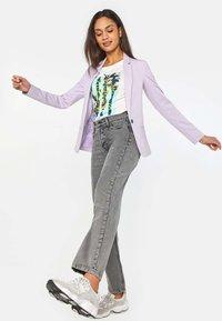 WE Fashion - Blazer - light purple - 3
