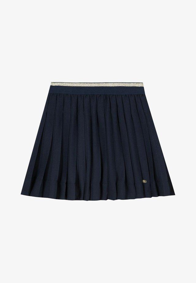 A-lijn rok - navy blue