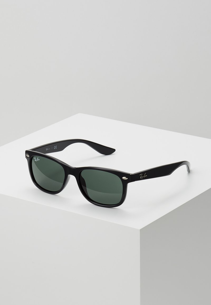 Ray-Ban - JUNIOR NEW WAYFARER - Sluneční brýle - black