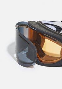 Oakley - FRAME PRO UNISEX - Lyžařské brýle - persimmon/dark grey - 2