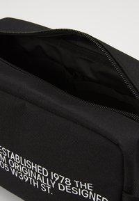 Calvin Klein Jeans - WASHBAG - Trousse - black - 4
