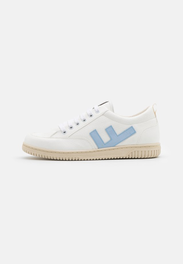 VEGAN ROLAND  - Sneakers laag - white/blue/ivory