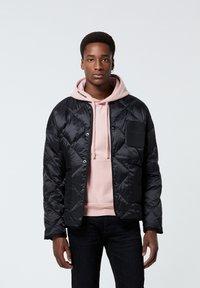 The Kooples - DOUDOUNE - Down jacket - black - 0
