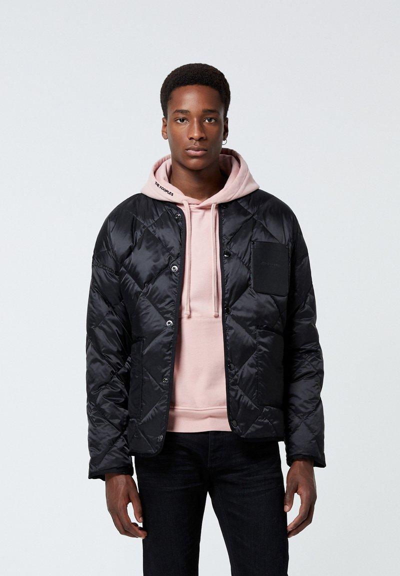 The Kooples - DOUDOUNE - Down jacket - black