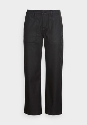 MELVIN - Jeans relaxed fit - black