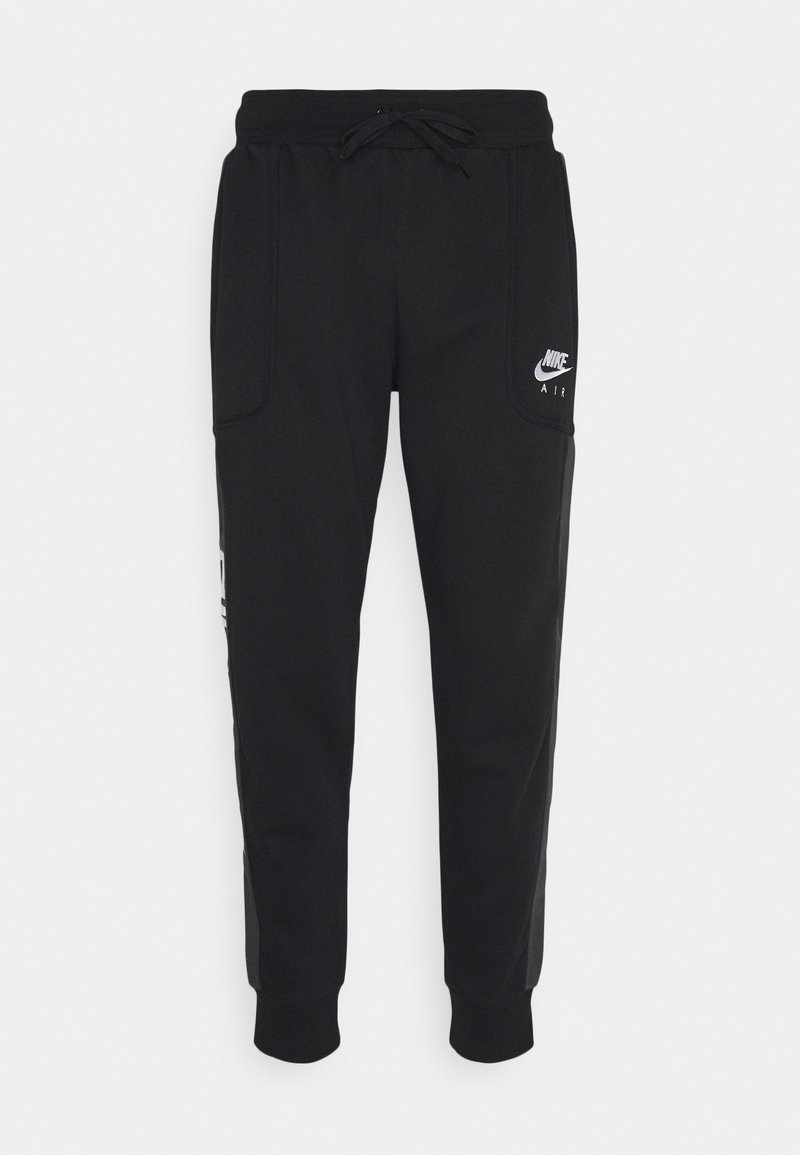 Nike Sportswear - AIR - Pantalon de survêtement - black/smoke grey
